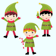 christmas elves christmas elves clipart many interesting cliparts