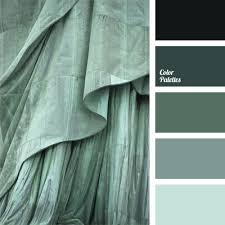 smooth combination of shades of gray green and gray emerald