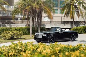 phantom roll royce ag luxury wheels rolls royce phantom drophead coupe forged wheels