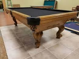 Used Billiard Tables by Used Pool Tables U2013 Midwest Billiards Inc