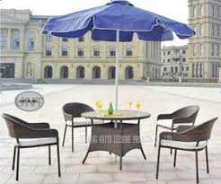 Garden Patio Table Rattan Garden Furniture Outdoor Patio Furniture Sets 5 Pcs