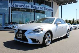 lexus fort worth used used one owner 2014 lexus is 350 fife wa near puyallup wa