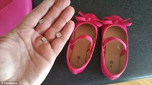 how is target in atlantic terminal om black friday target australia baby shoes slammed for having pieces of sharp