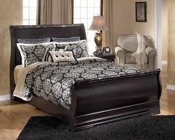 Harmony Platform Bedroom Set Esmarelda Queen Sleigh Bed By Ashley Home Gallery Stores