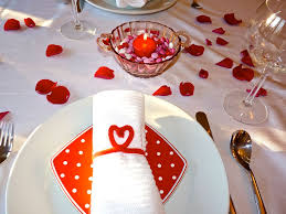 romantic table decorating ideas for valentine u0027s day