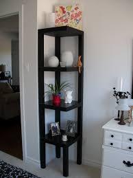 Tiered Bookshelf Tips U0026 Ideas Brown Ladder Shelf Ladder Shelving Unit Corner