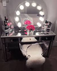 round makeup mirror with lights best vanity mirror with lights awesome peachy design wall mounted