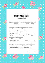 free printable and activities for a baby free printable baby shower trivia games shower party games free printable and activities for a jpg