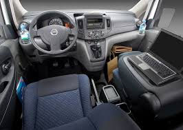 nissan nv200 office interior design view nissan nv200 interior dimensions design