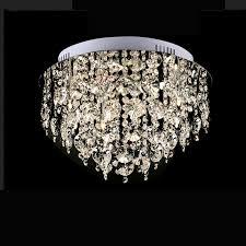 Chandelier Light Fixtures Circular Vanity Lustre Led K9 Crystal Chandelier Light Fixture