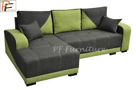 Green Sofa Bed Sofa Beds By Pf Design Living Room Furniture