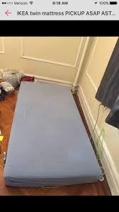 ikea twin mattress mattress
