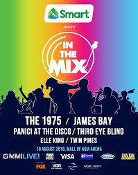 Bands Similar To Third Eye Blind Music Festival U201cin The Mix U201d Features International Acts U0027the 1975