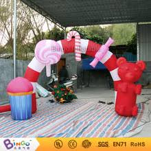 Christmas Decorations For Archway by Inflatable Christmas Archway Promotion Shop For Promotional