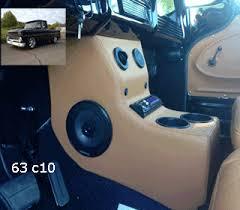 Custom Car Bench Seats 60 66 Chevy Trucks