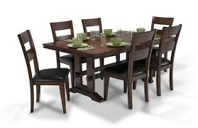 bobs furniture kitchen table set charming dining room discount furniture bob s of the gather
