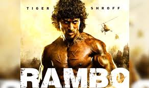 film rambo tribute tiger shroff my ultimate goal is to be spiderman so rambo is a good