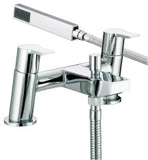 Bath Shower Mixer Set Bristan Pisa Bath Shower Mixer Tap With Headset Shower Hose