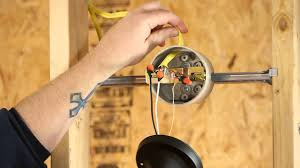 how to install a light fixture how to install switch controlled light fixtures diy electrical