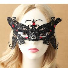 lace butterfly dress up masquerade mask ornaments