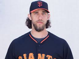 bumgarner sports clean new look on photo day thescore com