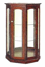 Curio Cabinet Accent Lighting Curio Cabinets All Craftsman Listing
