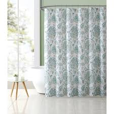 Gray Paisley Shower Curtain by Jessica Paisley Green Shower Curtain Set At Home At Home