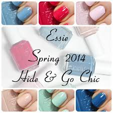essie spring 2014 nail polish collection swatches u0026 review all