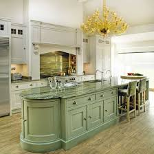 green kitchen islands green kitchen accessories painted country kitchen islands