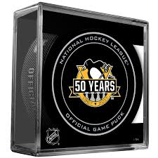 2017 nhl pittsburgh penguins 50th anniversary