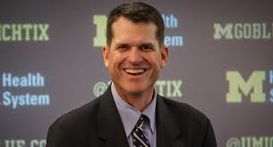 Jim Harbaugh Memes - michigan hires jim harbaugh to guide college football s winningest