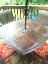 Tempered Glass Patio Table Patio Table Replacement Glass For Medium Size Of Glass Patio
