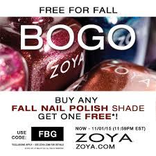 fall nail polish bogo zoya blog