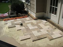 Cheap Patio Pavers Outdoor Patio Flooring Paver Landscaping Backyards Ideas
