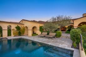 home theater scottsdale sprawling silverleaf estate for sale on 2 acre pristine