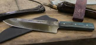 custom kitchen knives chef s knife serenity knives