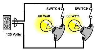fundamentals of electricity parallel circuits