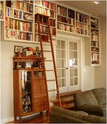 Wall Bookcase 10 Tips To Create A Relaxing Home Library Freshome Com