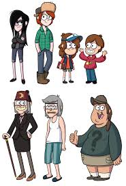 gravity falls do you really know gravity falls playbuzz