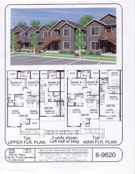 building designs by stockton plan 6 9620 floorplans