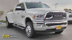 Dodge 3500 Truck Parts - new 2017 ram 3500 limited crew cab pickup in newark d9538