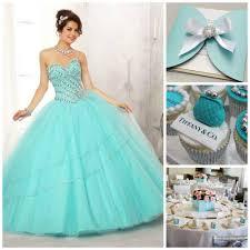 tiffany blue quinceanera dress dresses pinterest blue
