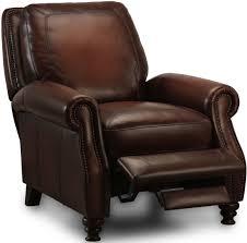 Simon Li Leather Sofa Ashland Hillsboro Prairie Meadows Leather Press Back Recliner From