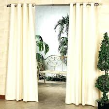 Allen Roth Curtain Gazebo Curtains Replacement Gazebo Curtains Solid Grommet Panel