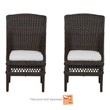 Patio Furniture Slip Covers - slipcovers for patio chairs interesting edington cast back