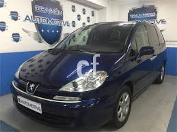 used peugeot 807 used peugeot 807 cars spain from 8 000 eur to 9 000 eur