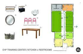 Bluedot Furniture David Baker Architects Chp Training Center