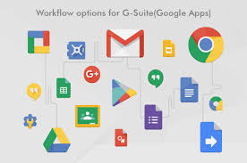 top 5 workflow management options for google apps