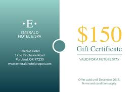 gift certificates templates u0026 examples lucidpress