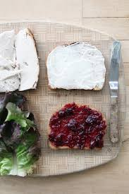 how to make the perfect thanksgiving turkey leftover turkey sandwich recipe from friends popsugar food